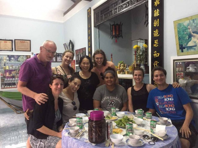 Hoian Mama Home Cooking Class